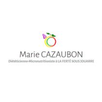 Marie Cazaubon, diététicienne près de Coulommiers